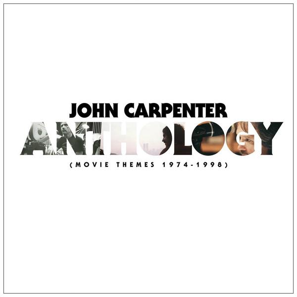 "JOHN CARPENTER:  Anthology: Movie Themes 1974-1998 LP+7"""