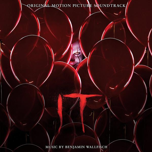BENJAMIN WALLFISCH: IT (Original Motion Picture Soundtrack) 2LP