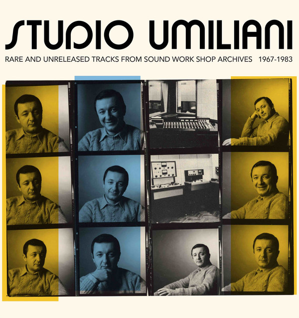 PIERO UMILIANI: Studio Umiliani 2LP