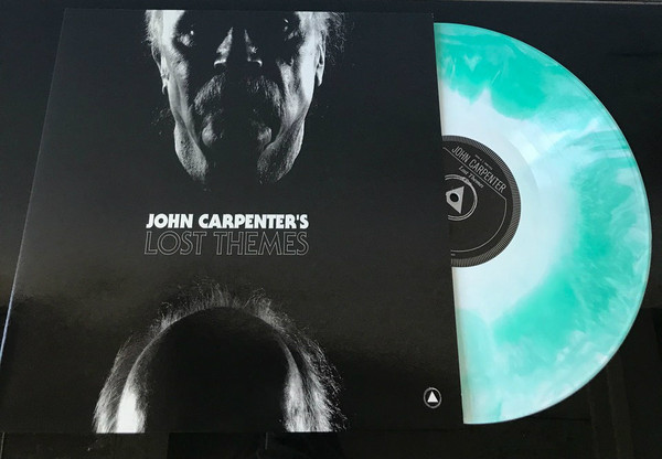 JOHN CARPENTER: LOST THEMES (Obisdian Green Vinyl) LP
