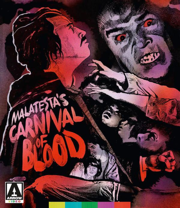 Malatesta's Carnival Of Blood Blu-Ray