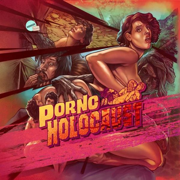 NICO FIDENCO: Porno Holocaust (Original 1981 Score) LP