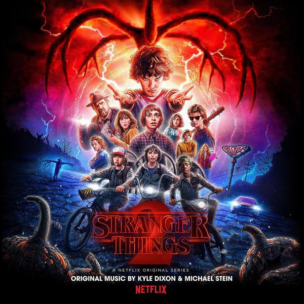 KYLE DIXON & MICHAEL STEIN: Stranger Things 2 (Netflix Original Series Soundtrack) 2LP