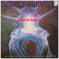 PIERRE HENRY Cortical Art III CD-R
