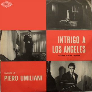 Piero Umiliani Intrigo a Los Angeles