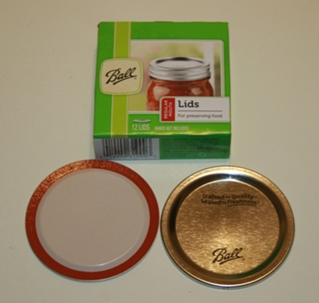 Ball Canning Lids - Regular