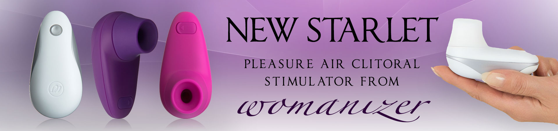 New Starlet From Womanizer!