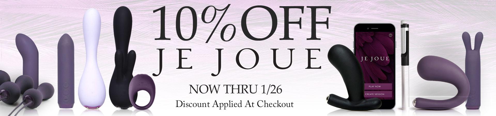 10% Off Je Joue - Now Thru 1/26