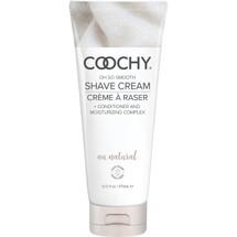 COOCHY Oh So Smooth Shave Cream - Au Natural 12.5 oz (370 mL)