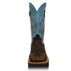 Twisted X Women's Ruff Stock Distressed Blue