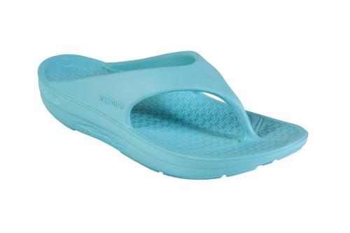 Telic Thongs - Flip Flops Aqua Lagoon