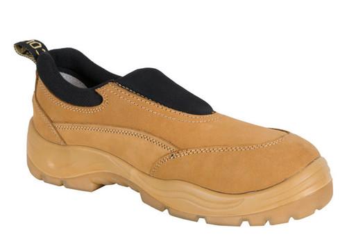 Cougar S309 Wheat Nubuk Sport Shoes (Steel Cap)