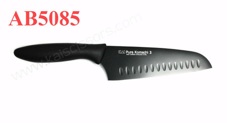 Kai Komachi 6 And Half Inch Hollow Ground Santoku Kitchen Knife