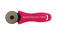 Kai 45mm Rotary Cutter - Pink
