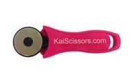 Kai 45mm Rotary Cutter - Pink