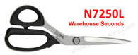 Kai 7250L: 10-inch Left-Handed Professional Shears (WAREHOUSE Seconds)