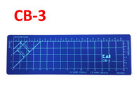 Kai CB-3 Cutting Mat - 18 1/8 in x 5 15/16 in (Gridded 16 in. x 4 in.)