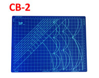 Kai CB-2 Cutting Mat - 23 5/8 in x 17 3/4 in (Gridded 21 in. x 16 in.)