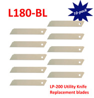 Kai LP-200 Replacement Blades - 10-pack (L180-BL)