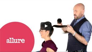 The alternative ponytail trick