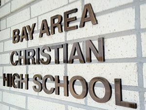 dimensional-letters-brass-bay-area-christian-school-league-city-texas.jpg