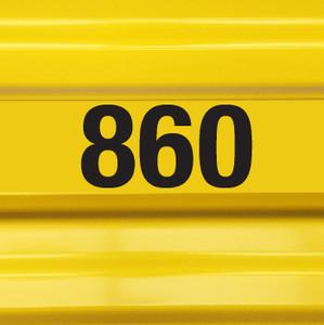 Self Storage Unit Numbers