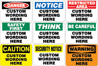 Outdoor Signs