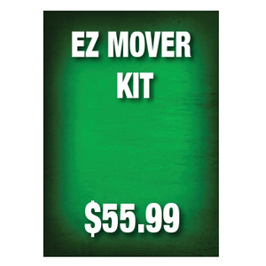 EZ Mover Kit Sign