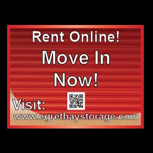 Rent Online Sign