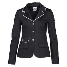 BF Exquisite Womens Competition Jacket Black Front