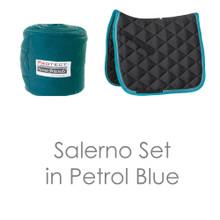 Salerno Matching Set Petrol/Grey