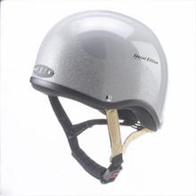 HS1 Silver Helmet