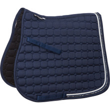 Diamond Saddle Blanket Navy