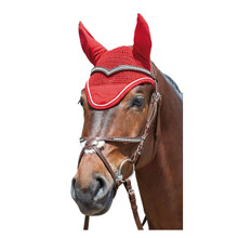 HF Competition Ear Bonnet Red