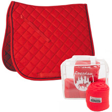 Palermo Matching Set Red