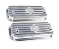 Bolt-On Polished Aluminum Valve Cover Set