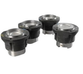 Piston & Cylinder Set, 94mm, 2000cc (Dished Top Pistons)