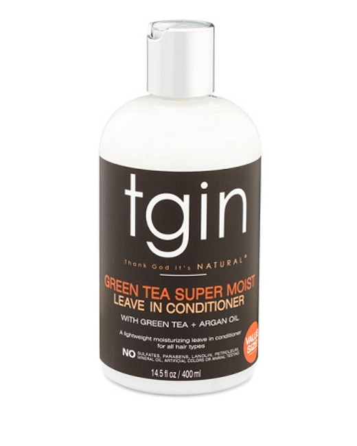 tgin Green Tea Super Moist Leave in Conditioner - 14.5 oz