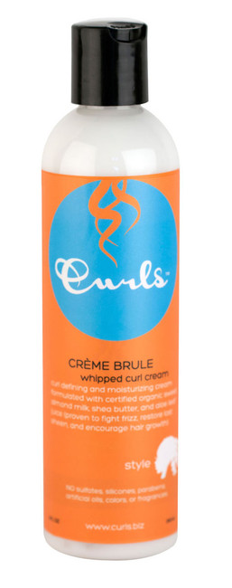 Curls Crème Brule Whipped CURL Cream