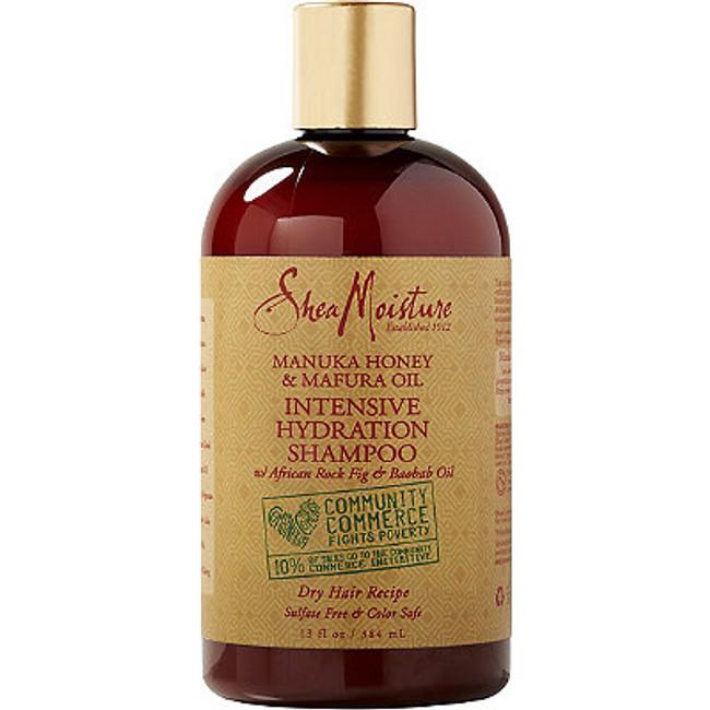 Shea Moisture Manuka Honey and Marfura Oil Hydration Intensive Shampoo - 13 oz