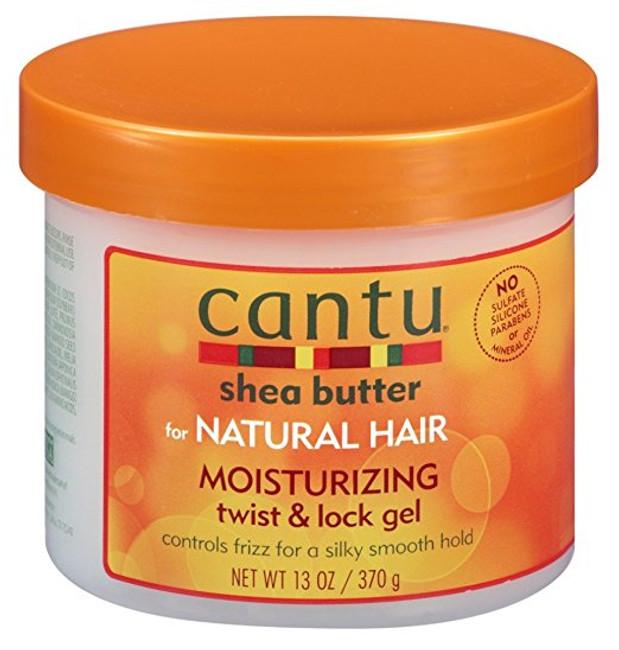 Cantu Natural Hair Twist And Lock Gel - 13 oz