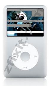 iPod Classic 6th Gen LCD Repair