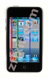 iPod Touch 3rd Gen LCD Replacement