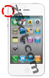 iPhone 4S Mute Switch Repair