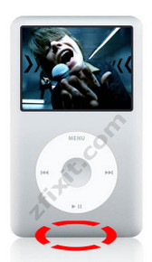 iPod Classic 7th Gen Charging Port Repair
