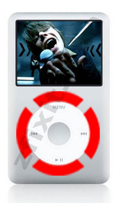 iPod Classic 6th Gen Click Wheel Repair
