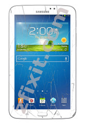 Samsung Tab 3 Cracked Screen Repair