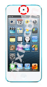 Apple iPod Touch 5 Front Camera Replacement