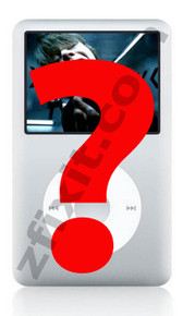 iPod Classic 6th Gen Diagnostic Service