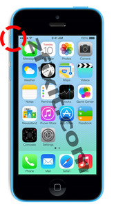 iPhone 5C Mute Switch Repair